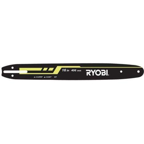 Guía RYOBI 40cm para motosierras eléctricas RAC214