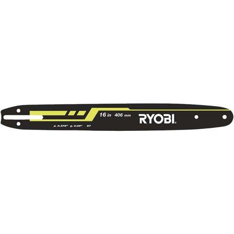 Guía RYOBI 40cm para motosierras eléctricas RAC249