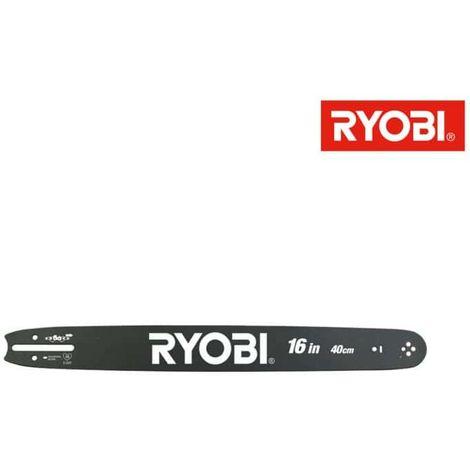 Guía RYOBI 40cm para motosierras térmicas RAC229