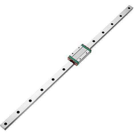 "main image of ""Guida lineare Machifit MGN15 con blocco guida lineare MGN15H Parti CNC MGN15H"""