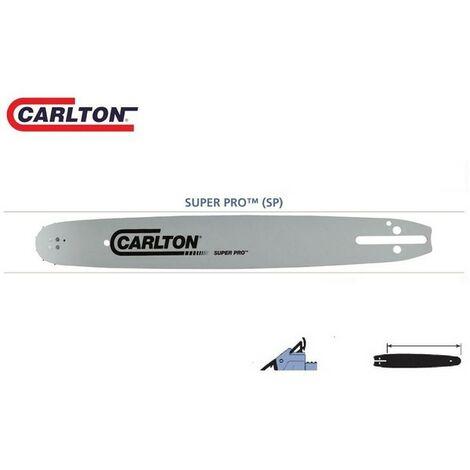 Guide chaîne tronçonneuse Carlton 3/8 063