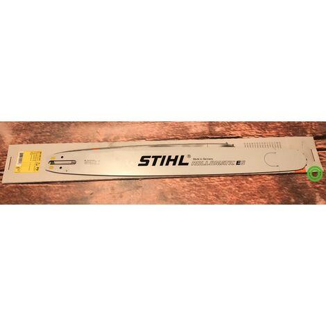 """Guide chaine tronçonneuse Stihl 63 cm 3/8"""" 1.6 mm"""