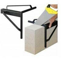 Guide de coupe pour platre et beton cellulaire guide de coupe dimensions:260 x 260 x 260 mm