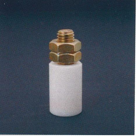 Guide olive cylindrique en nylon pour portail coulissant DESTOCKAGE
