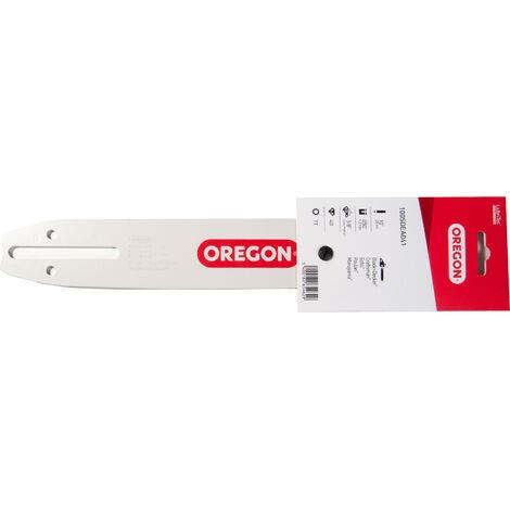 Guide Oregon 100SDEA041 coupe 25cm Pas 3/8LP Jauge 1,3mm