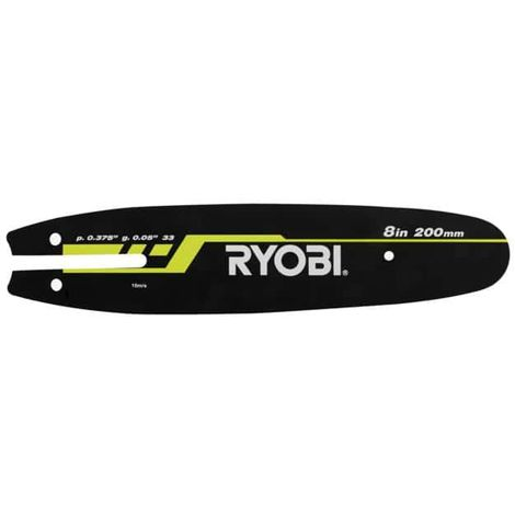 Guide RYOBI 20cm for electric pole pruners RAC243