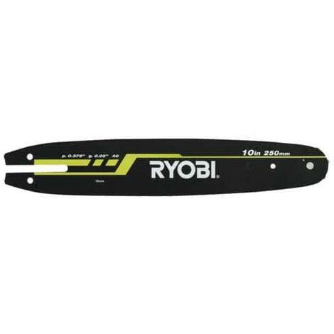 Guide RYOBI 25cm pour élagueurs sur perche électriques RAC239