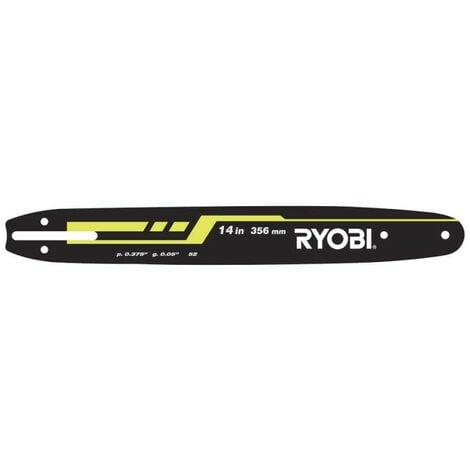 Guide RYOBI 40cm pour tronçonneuses thermiques RAC246