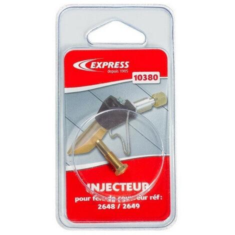 Guilbert Express - injecteur SAV pour lances de couvreur 2648 - 2649