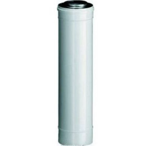Guillot Industrie 00ACCVT047 boiler Extension ALU/ALU 60/100 0.5m