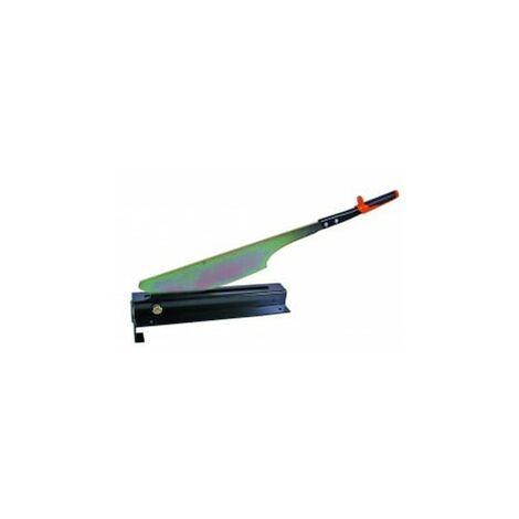 Guillotine à ardoise Edma avec lame de 210 mm PRO MAT-COUP 210 033055 Edma