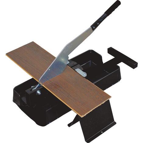 Guillotine à parquet pro - l'outil parfait