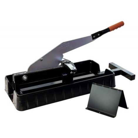 Guillotine à sol stratifié, PVC, vinyle HD et LVT - Straticut 230 LVT