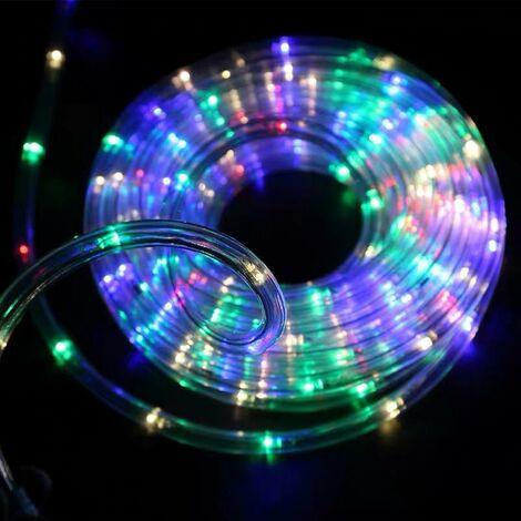 Guirlande LED 220V 20m IP44 - Multicouleur