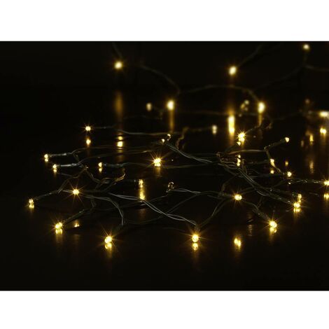 Guirlande lumineuse avec piles Sygonix SY-4533460 blanc chaud