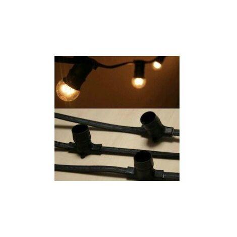 Guirlande Lumineuse B22 230V 100 m (300 douilles)
