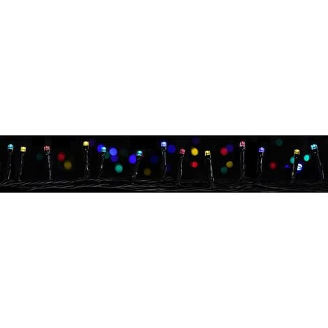 Guirlande lumineuse extérieur LED programmable