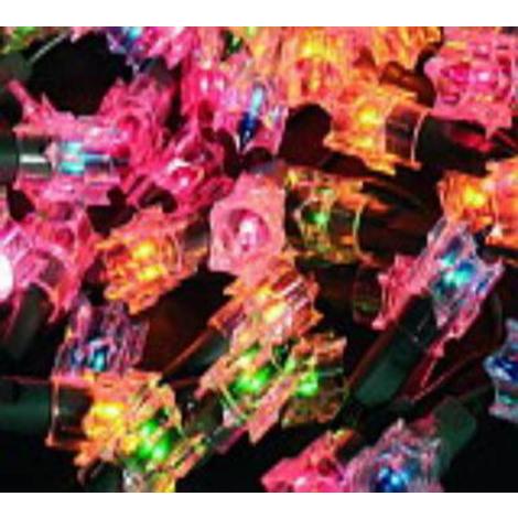 Guirlande lumineuse intérieure Multicolore 50L - 2,5 mètres