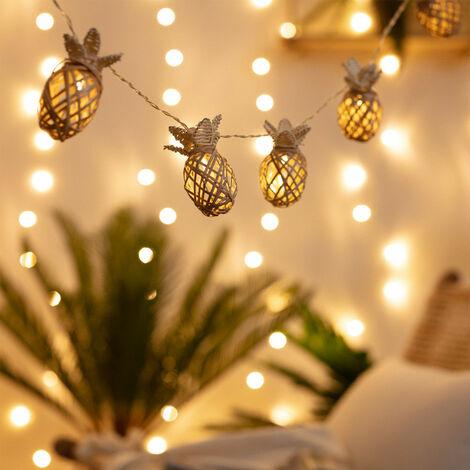 Guirnalda de Luces LED Piña Natural