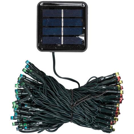 Guirnalda LED Solar 100 LEDs [PLMP-626043-RGB] | RGB (PLMP-626043-RGB)