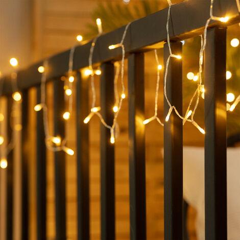 Guirnalda LED Solar Lilac 5m Blanco Cálido 2700K - 3000K - Blanco Cálido 2700K - 3000K