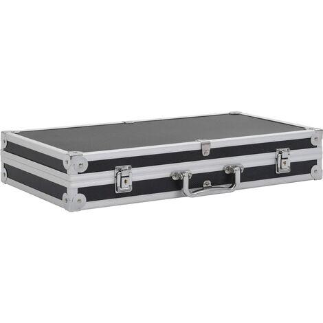 Gun Case Aluminium ABS Black