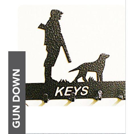 "main image of ""Gun Down Key Holder"""