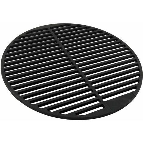 Gusseisen Grillrost, rund, Ø 45 cm, emailliert