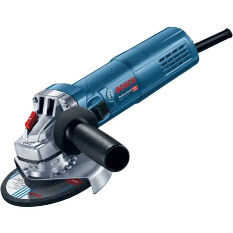 GWS 9-115 S  900W Professional Slim Grip Angle Grinder with Speed Selection 115mm