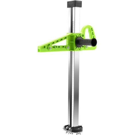 Gypsum Board Cutter Hand Push Drywall Cutting Artifact Tool Green