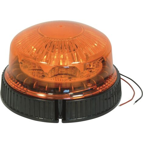 Gyrophare 8 LED rotatif TOPCAR 17055