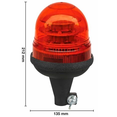 Best divers Mini-Flash Lampe LED Clignotante pour signalisation
