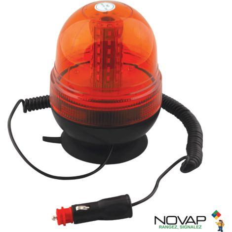 Gyrophare magnétique à LED - 6100201