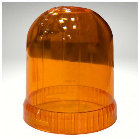 Gyrophare PULSAR cabochon orange