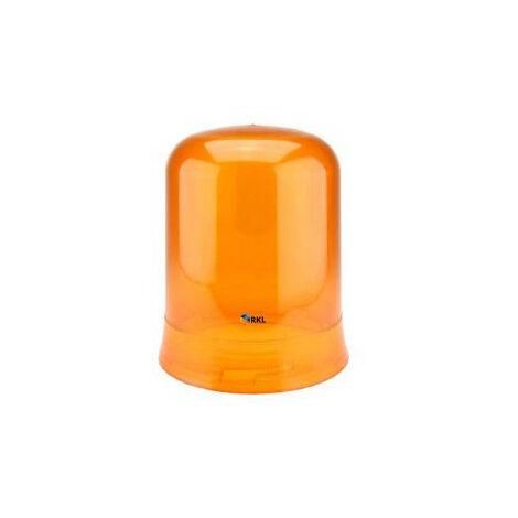 Gyrophare RIGATO cabochon orange RTB5/A