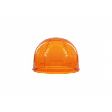 Gyrophare SATURNELLO cabochon orange