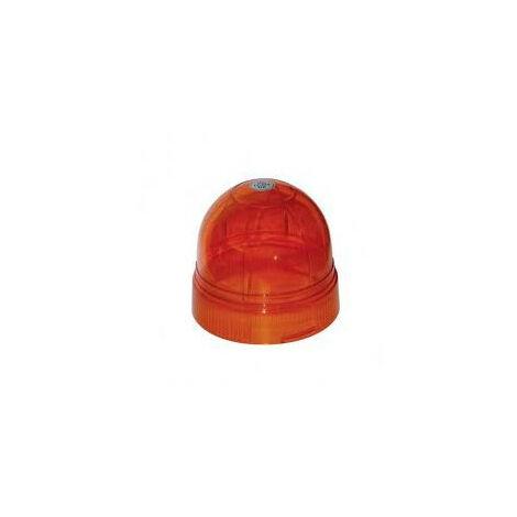 Gyrophare VEGA cabochon orange