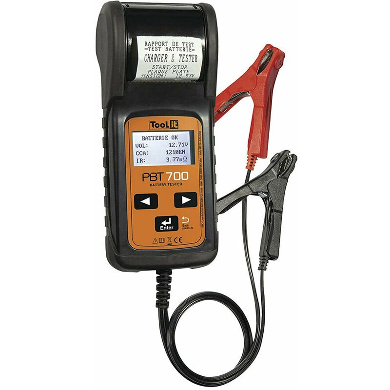 Image of 024229 Battery Tester with Bluetooth PBT700 - GYS