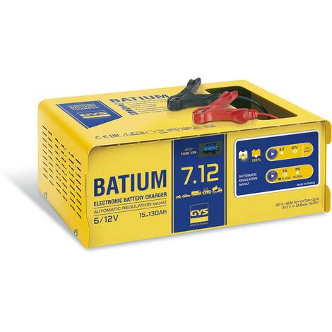 Gys 024557 Batium 7.12 Battery Charger