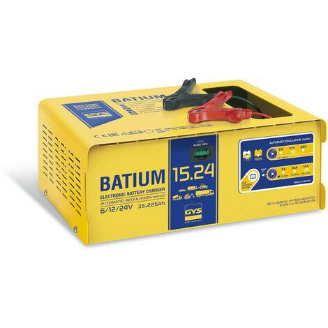 Gys 024588 Batium 15.24 Workshop Smart Battery Charger