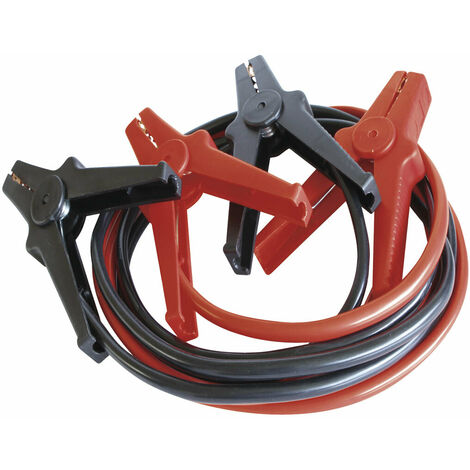 """main image of """"Gys 056312 Jump Cables 1.5l 200A 10mm² (2 x 2,8m)"""""""