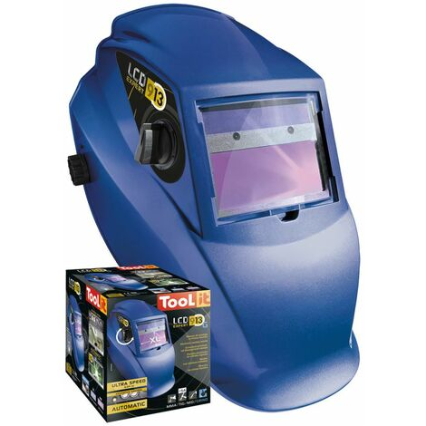GYS Casque de soudure LCD Expert 9/13G