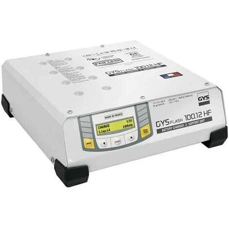 GYS Chargeur BSU plomb/lithium 12V GYSFLASH 100.12 (5m) - 029415
