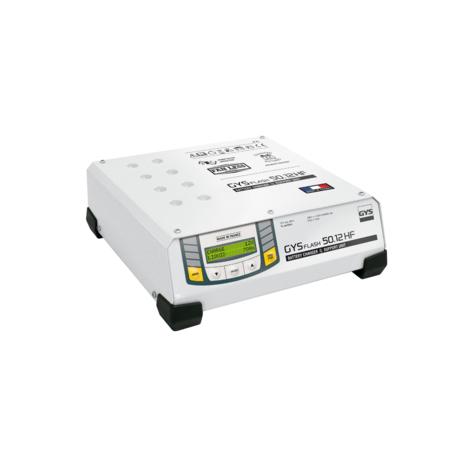 Gys - Chargeur de batterie 12 V 50 A 1500 W 230 V (50/60 Hz) avec câble 2,5 m - GYSFLASH 50.12 HF
