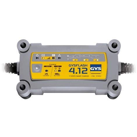 Gys - Chargeur de batterie 12V 70Ah / 130Ah - GYSFLASH 4.12
