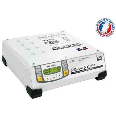 Gys - Chargeur de batterie Inverter 6-12-24V 1500W - GYSFLASH 50-24 HF