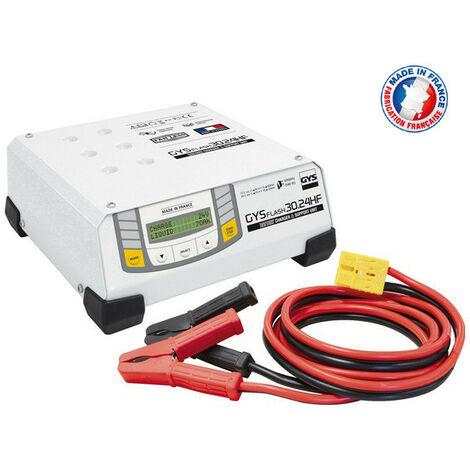 Gys - Chargeur de batterie Inverter 6-12-24V 500W - GYSFLASH 30-24 HF