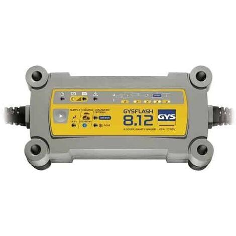 GYS Chargeur de batteries plomb 12V GYSFLASH 8.12 - 029385