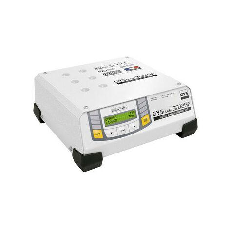 Gys - Chargeur inverter de batterie HF 12 V 30 A de 10 à 400 Ah avec câble 2.5 m - GYSFLASH 30.12 HF