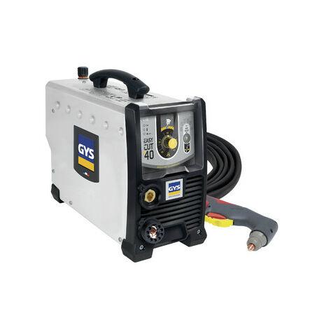 Gys - Découpeur plasma 230 V 40 A 6.5 bar - Easycut 40